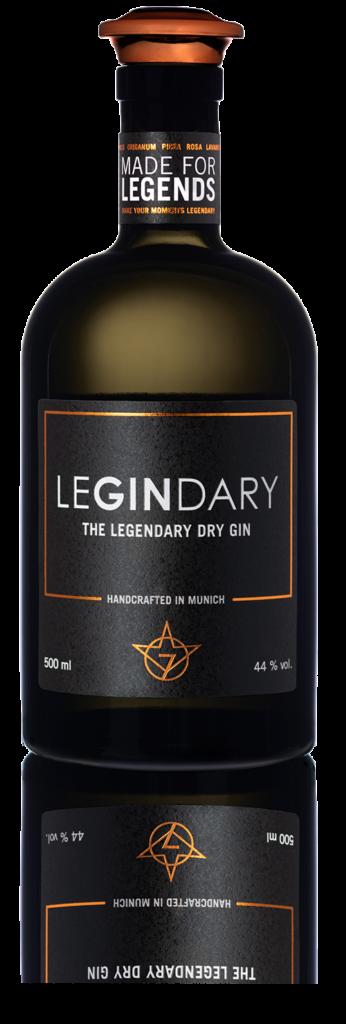Legindary Flasche